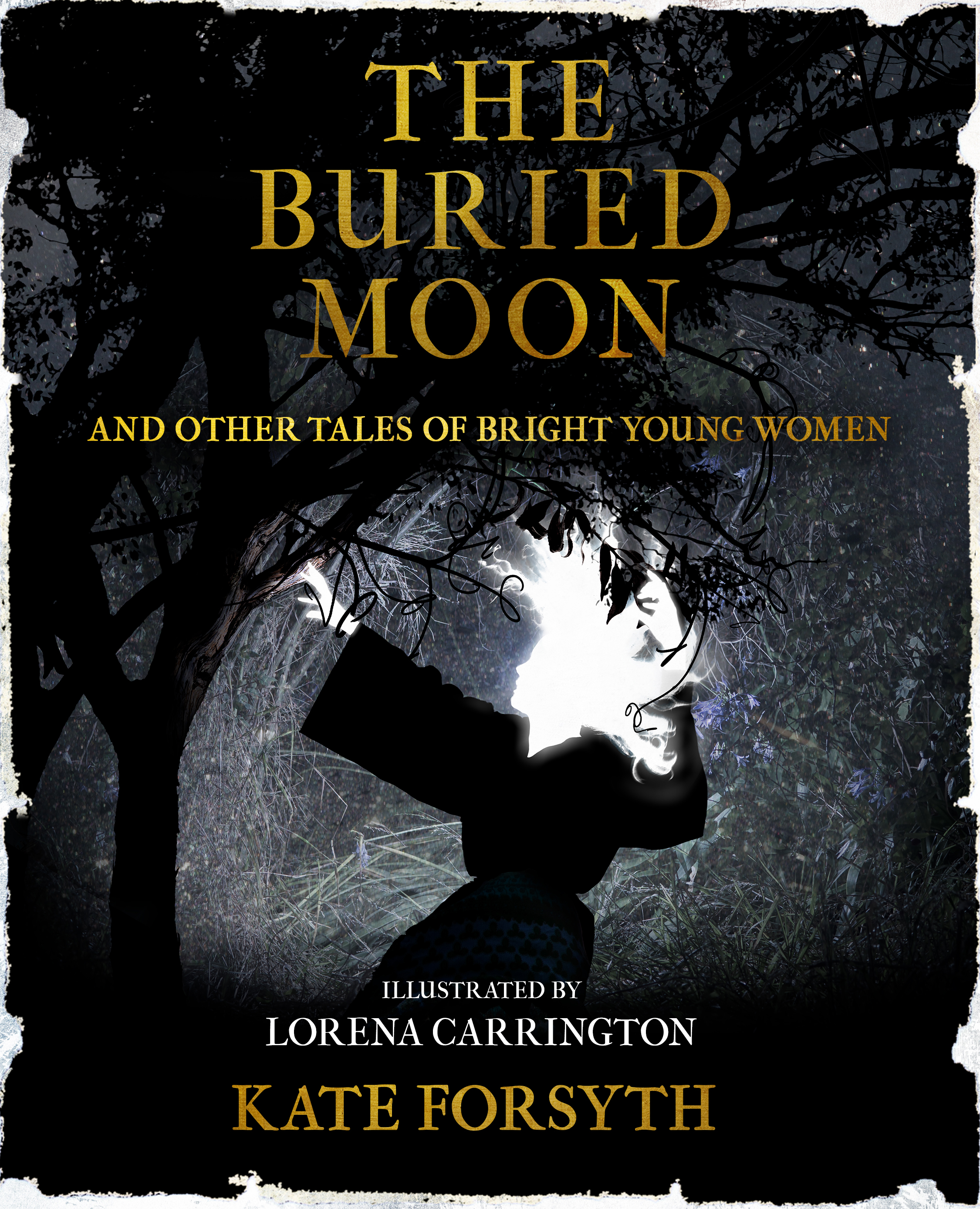 Buried Moon front cover